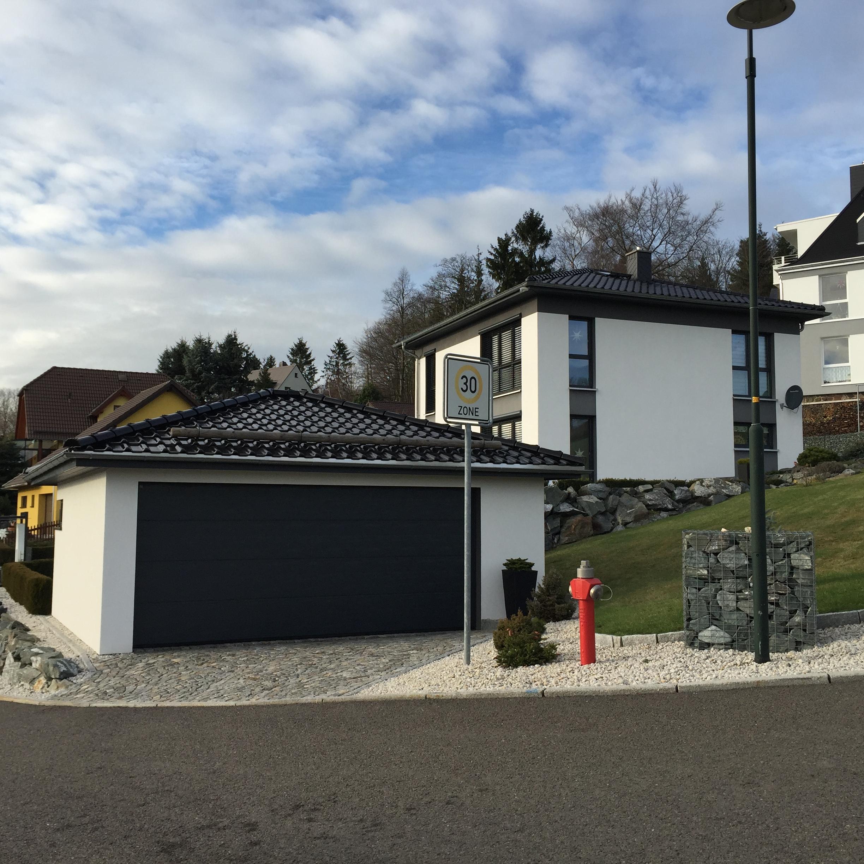 Doppelgarage walmdach  Garagen passend zum Haus! | Carport Scherzer