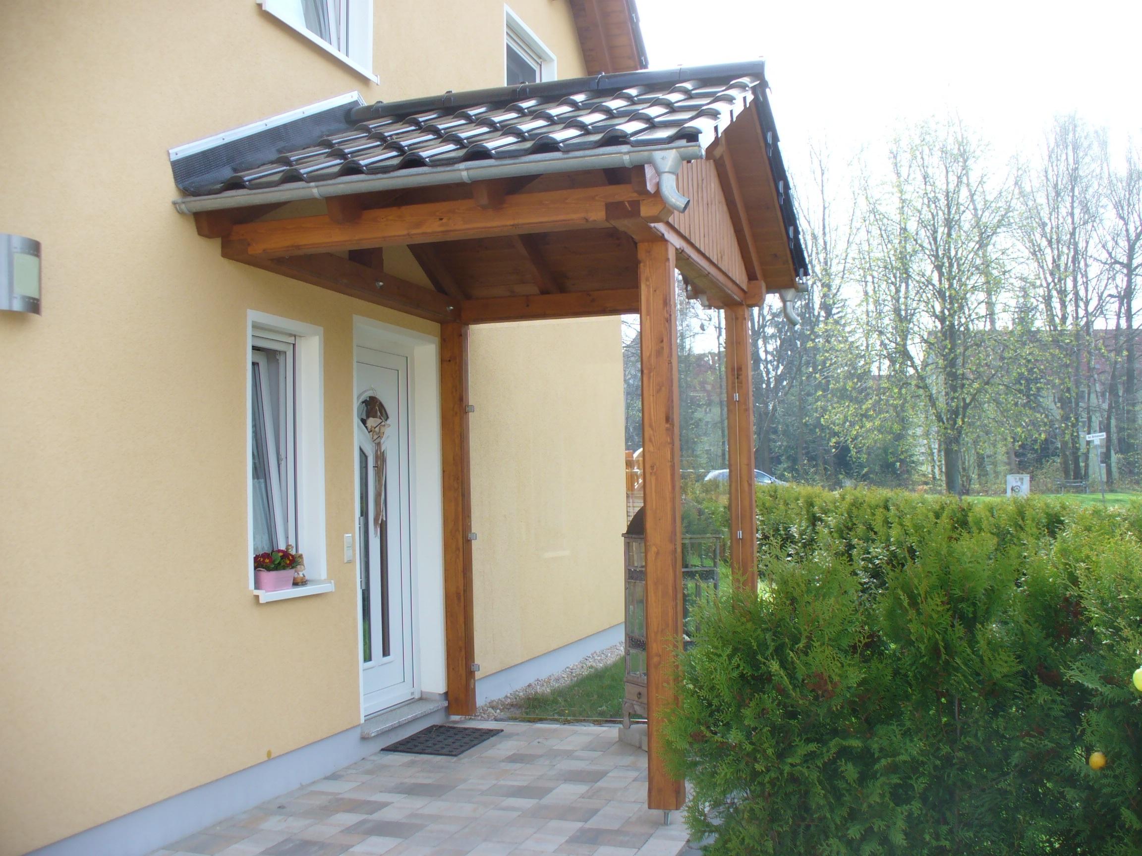 vordächer aus holz | carport scherzer, Moderne