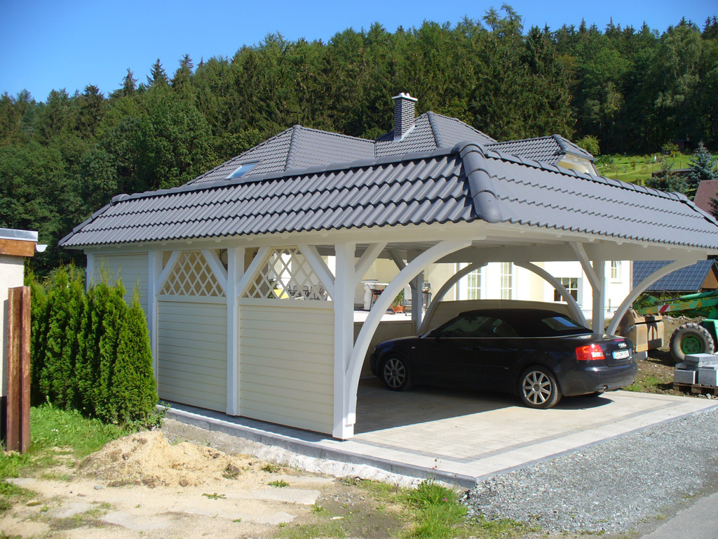attikacarports carport scherzer. Black Bedroom Furniture Sets. Home Design Ideas