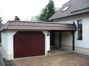Garage - Carport - Kombination
