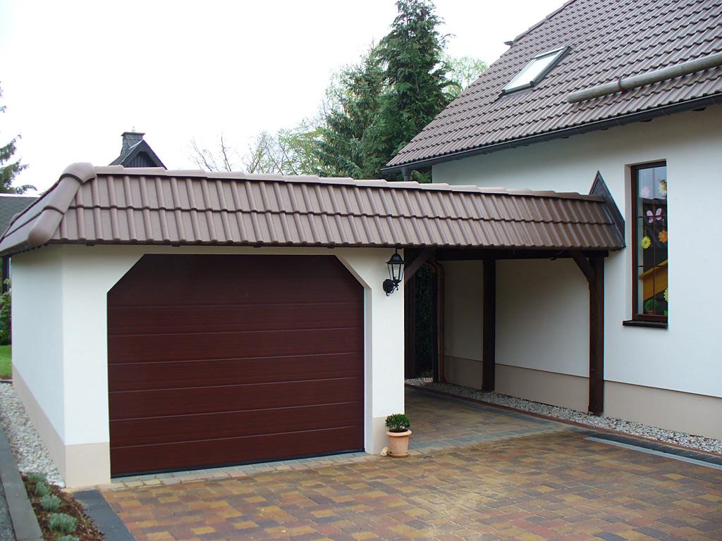 Garage carport kombination carport scherzer for Garages carports