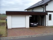 Garage - Carport - Kombination