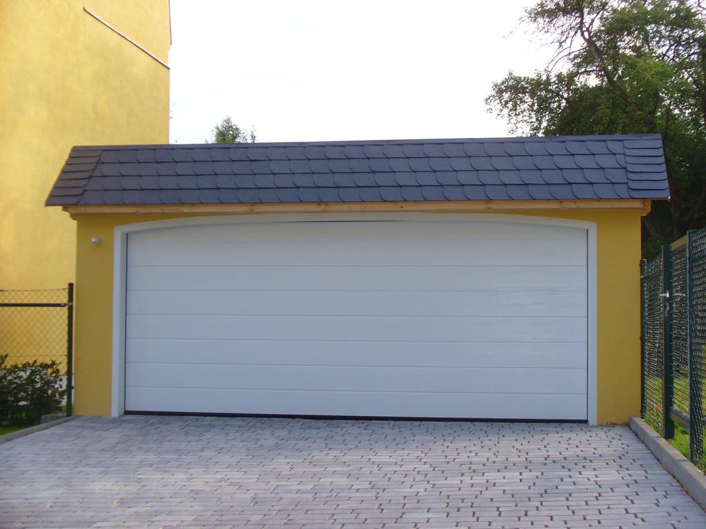 Pultdachgarage Carport Scherzer