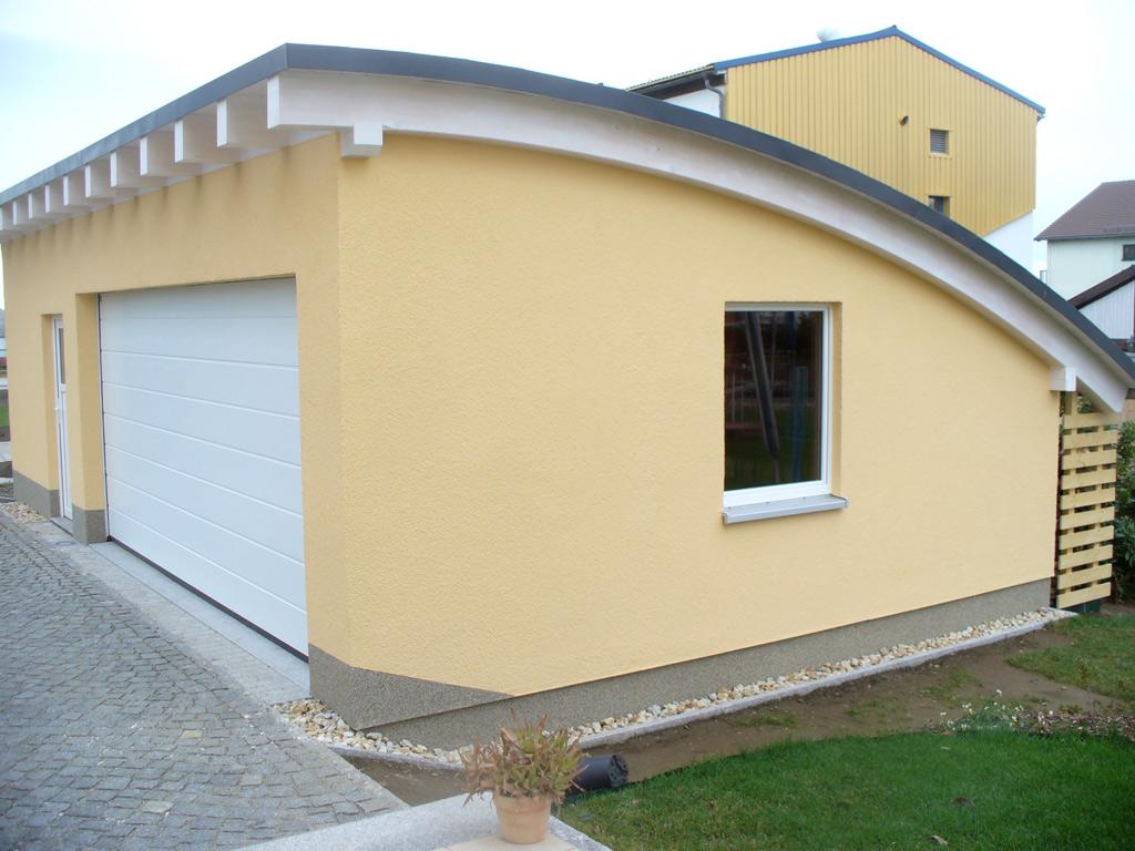 Fertiggarage holzständer  Garagen passend zum Haus! | Carport Scherzer